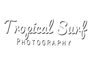 Tropical Surf Photography